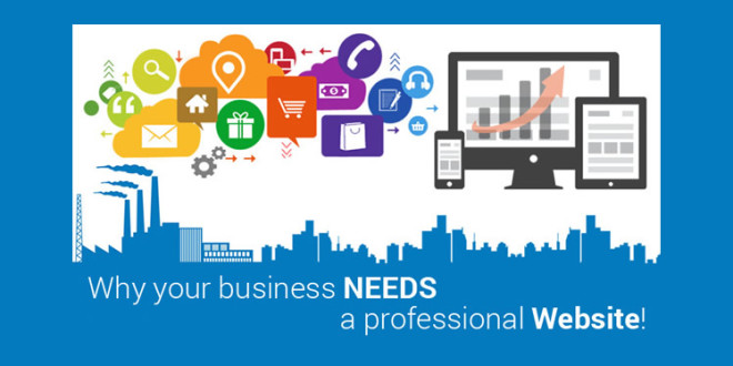 Blog post: why your business needs a website