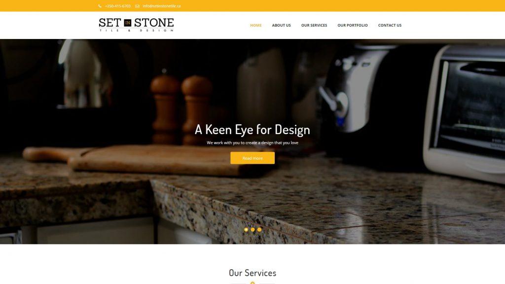 Set In Stone Tile