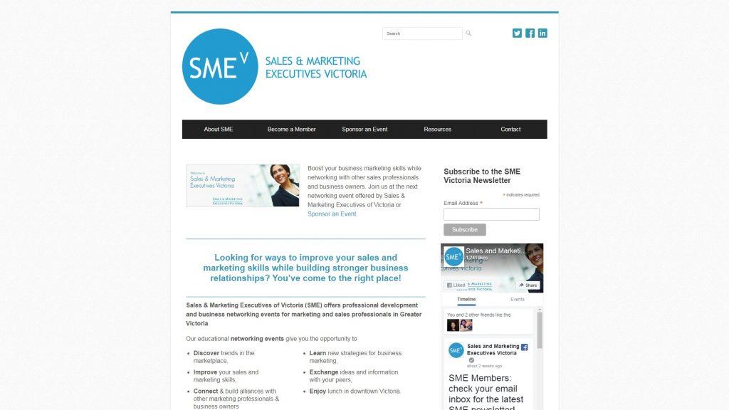SME Victoria